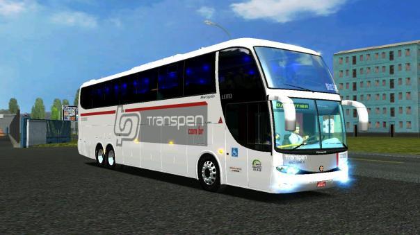 ModBus ALH 2.0 Paradiso G6 1550 Scania Viação Transpen