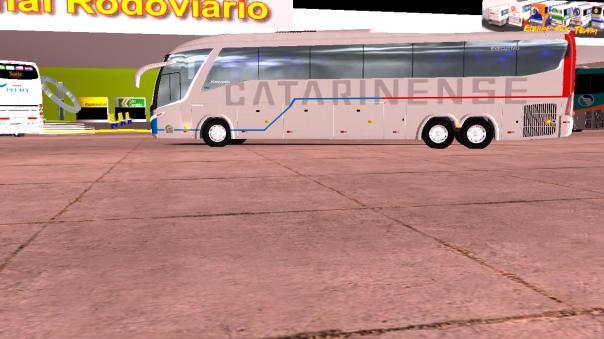 ModBus ALH 2.0 Paradiso G7 1200 Scania Viação Catarinense