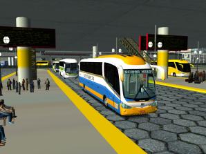 ModBus ALH 2.0 Rodoviária de Belo Horizonte