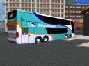 ModBus ALH 2.0 Paradiso G6 1800DD Scania Viação Santo Anjo