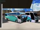 ModBus ALH 2.0 Paradiso G6 1200 Scania Viação Santo Anjo