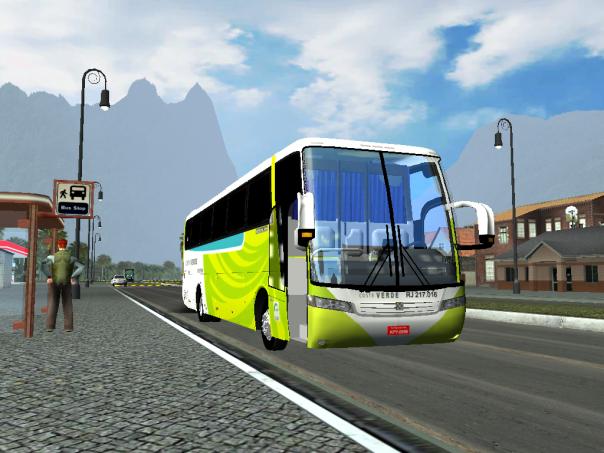 ModBus ALH 2.0 Busscar Vissta LO Mercedes-Benz Viação Costa Verde