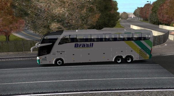ModBus ALH 2.0 Paradiso G7 1600LD Volvo Viação TransBrasil