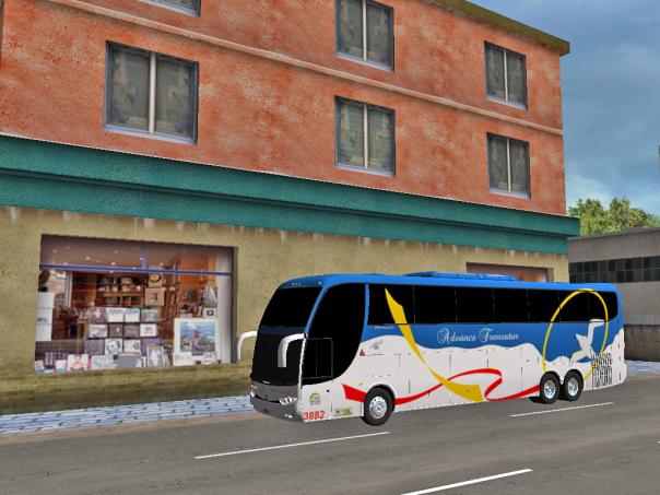 ModBus ALH 2.0 Paradiso G6 1550LD Scania Advancety Turismo