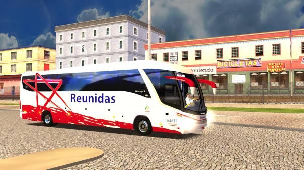 ModBus ALH Paradiso G7 1200 Scania Reunidas Paulista