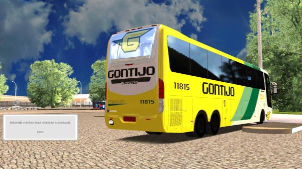 ModBus ALH Busscar Jum Buss 360 Scania Viação Gontijo