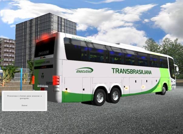 ModBus ALH Comil Campione 2011 Scania Viação Transbrasiliana