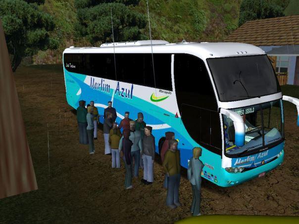 ModBus ALH Paradiso G6 1550LD Scania Marlim Azul