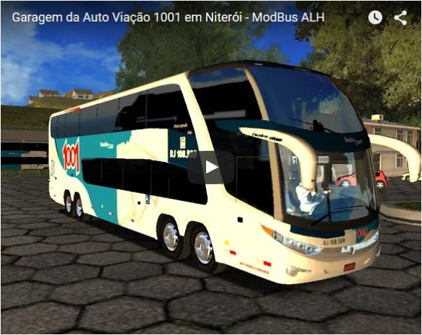 ModBus ALH Paradiso G7 1800DD Scania 8x2 Auto Viação 1001 - YouTube ModBus ALH OFicial