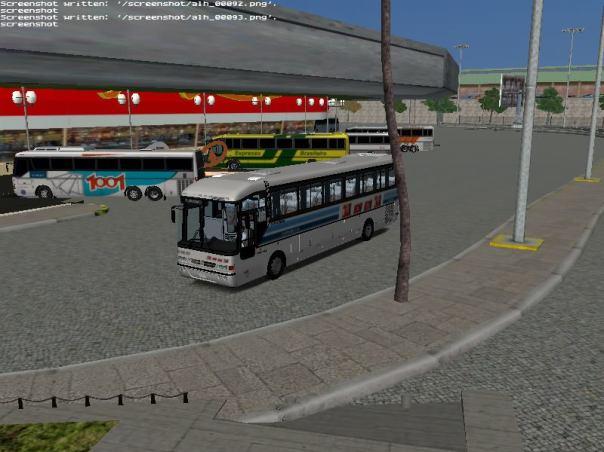 ModBus ALH Ju Buss 340 Scania Auto Viação 1001 ModBus Clássico