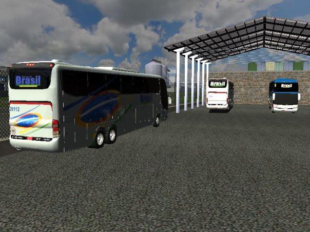 ModBus ALH Paradiso G6 1550LD Scania Viação TransBrasil