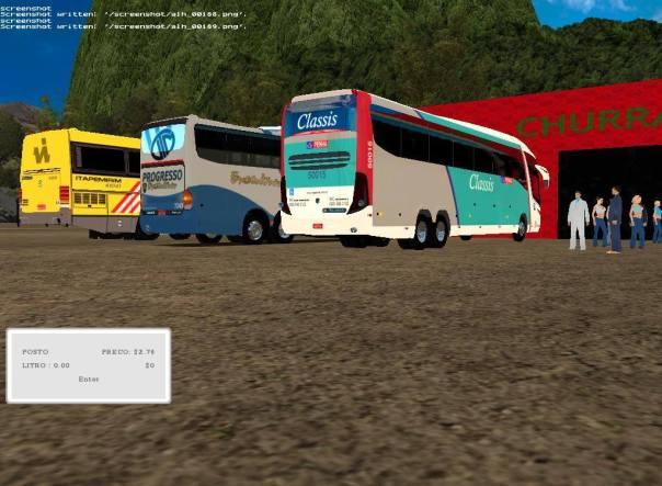 ModBus ALH PAardiso G7 1200 Viação Penha ModBus Nordeste