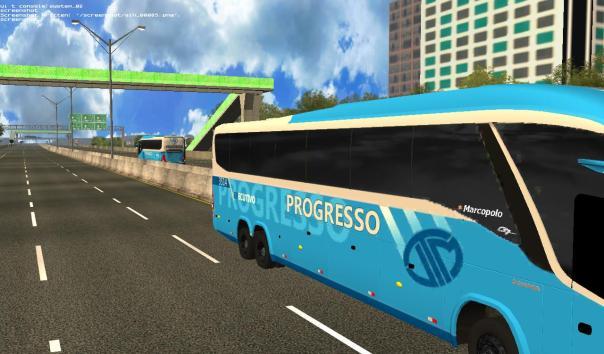 ModBUs ALH Paradiso G7 1200 Scania Viação Progresso