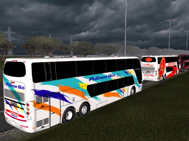 ModBus ALH Busscar Panorâmico DD Pulmaan Bus