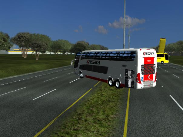 ModBus ALH Paradiso G7 1800DD Scania Viação Kaisarra