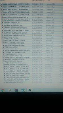 ModBus ALH Erros de Rico Brasil perde várias atualizações do Mapa do Juvenal