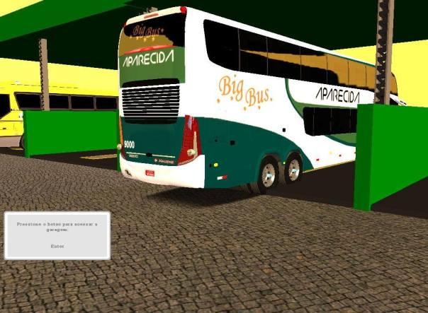 ModBUs ALH Paradiso G7 1800DD Volvo 8x2 Viação Aparecida
