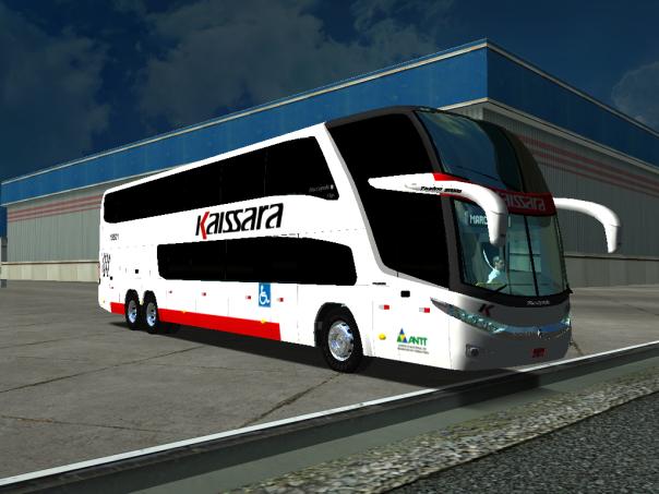 ModBus ALH Paradiso G7 1800DD Scania Viação Kaissara