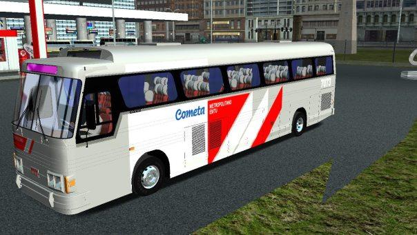 ModBus ALH ModBus Clássicos CMA Scania EMTU Metropolitano Cometa