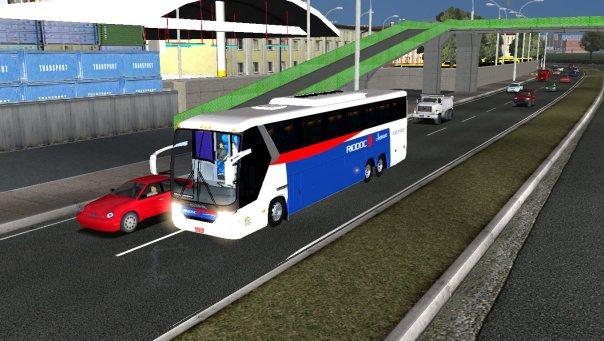 ModBus ALH Comil Campione Vision 3.65 Mb Viação Rio Doce