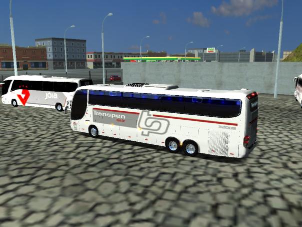 ModBus ALH Paradiso G6 1550LD Scania Viação Transpen