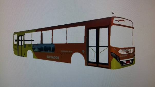 ModBus ALH Mapa do Juvenal Pack de ônibus Urbanos