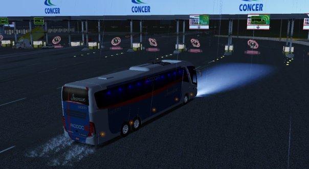 ModBus ALh Paradiso G7 1200 Scania Viação Rio Doce - Mapa do Juvenal