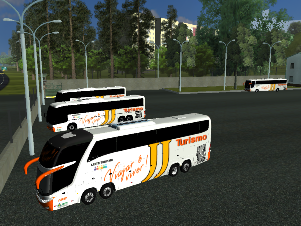 ModBus ALH Paradiso G7 1600LD Scania JJ Turismo - Lavras